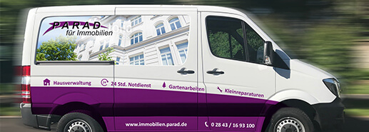 Haustechnik Rheinberg - Gewerbeimmobilien