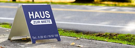 Vermarktung Ihrer Immobilien